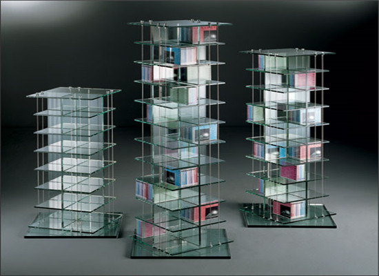 etagere attributed max furniture huge to romeo tinted or via other en collection bookshelf rega and antica brass glass